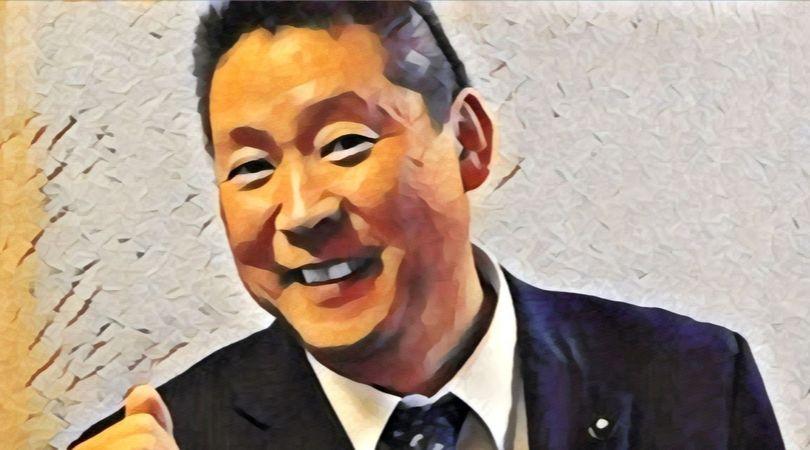 立花 孝志 埼玉