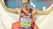 山西利和 競歩 成績 注目 20km初 金メダル 東京五輪内定