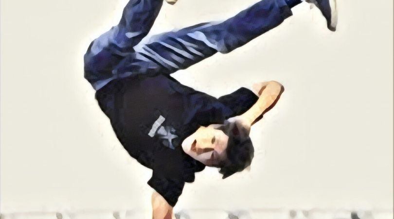 ASHITAKA ギネス世界記録ダンサー キッド 岡村隆史