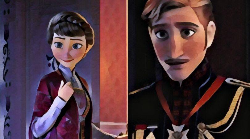 アナ雪2 両親 航海 なぜ エルサ 秘密