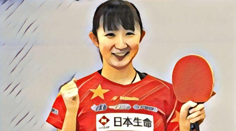 早田ひな 経歴 プレースタイル オリンピック 出場 いつ