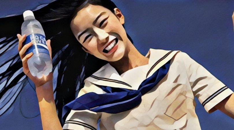 汐谷友希 モデル ヒロイン CM 体型 維持 ストイック