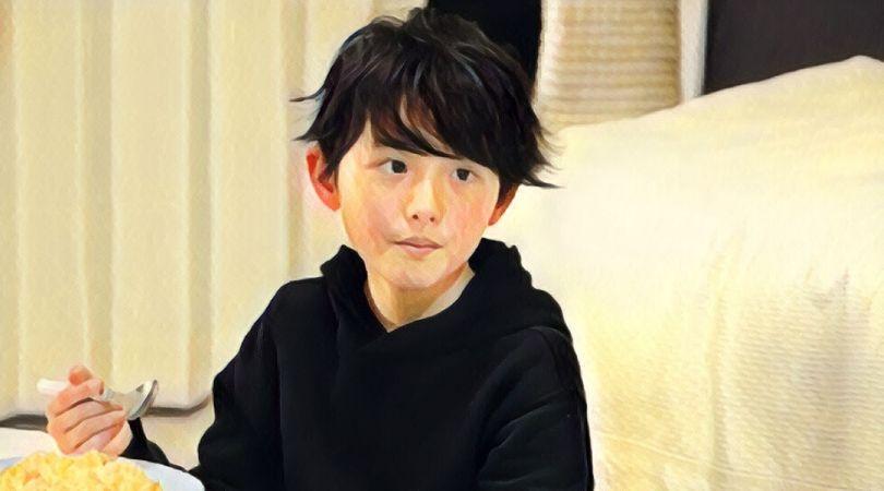 伊藤篤志 アヒル かわいい 兄 翔真 兄弟